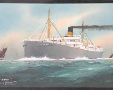 Autore sconosciuto . - SS. Star of India